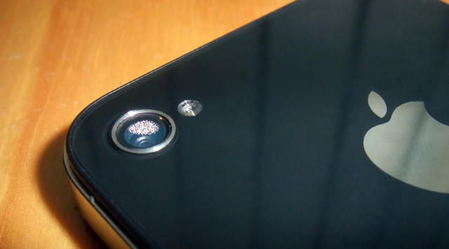 iPhone water condensation 1