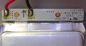 LIP1359 PCB front