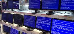 Blue Screen of Death (BSOD) failure